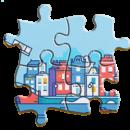 stedenpuzzels icon